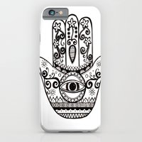 Hamsa Hand iPhone 6 Slim Case