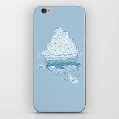 Iceburger iPhone & iPod Skin