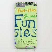 Funsies iPhone 6 Slim Case