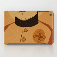 An Officer And A Lady iPad Case