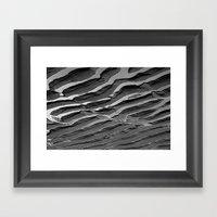 Mercury Sands Framed Art Print