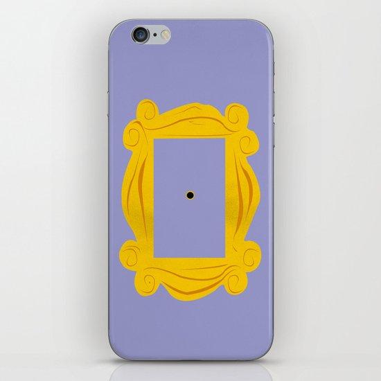 Friends Door Frame iPhone & iPod Skin