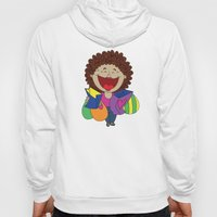 Inspired on my mom, when she just can't stop laughing!   Hoody