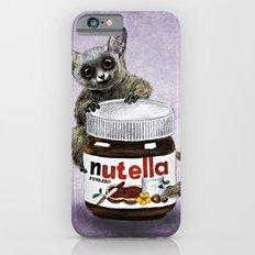 Sweet aim // galago and nutella Slim Case iPhone 6s