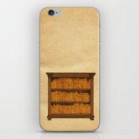 Many Doors iPhone & iPod Skin