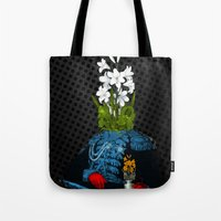 General Flowers Tote Bag