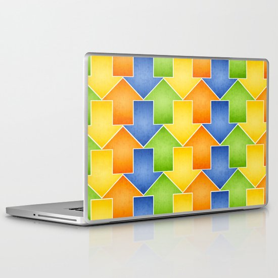 Zesty Fun  Laptop & iPad Skin