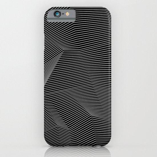 Minimal lines iPhone & iPod Case