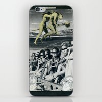 Witchery Mocks with Flight iPhone & iPod Skin