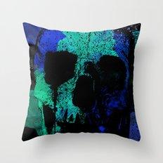 SKULLPOP XVI Throw Pillow