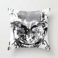 AFX Throw Pillow