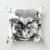 AFX Throw Pillow
