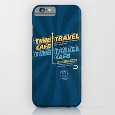 Time Travel Cafe Slim Case iPhone 6s
