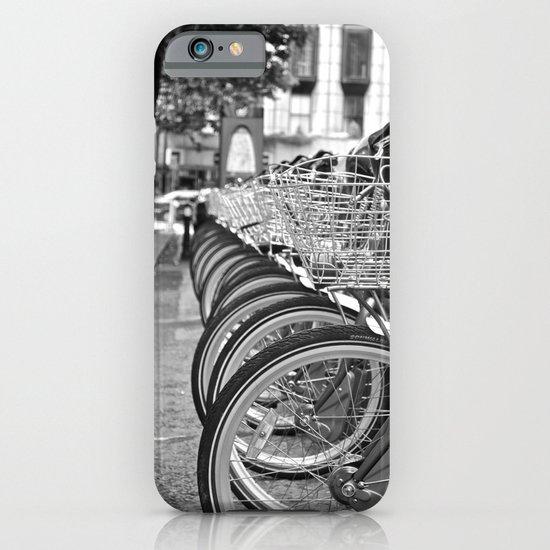 Bike Rack in Dublin iPhone & iPod Case