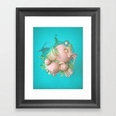 VANILLA BEAN (everyday 08.28.16) Framed Art Print