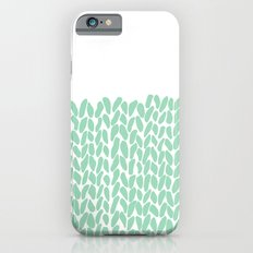 Half Knit Mint Slim Case iPhone 6s