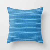 Cut It All Throw Pillow