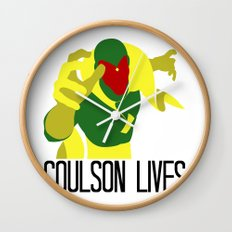 Agent Coulson, My One Good Eye. Wall Clock