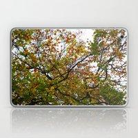 Autumn Patterns #3 Laptop & iPad Skin
