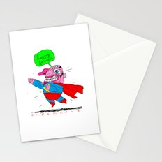 love will save the world Stationery Cards