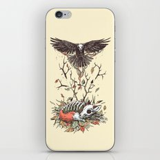 Eternal Sleep iPhone & iPod Skin