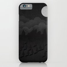 A night in the woods iPhone 6 Slim Case