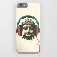 iPhone & iPod Case featuring Enjoy Music by Bajibaj