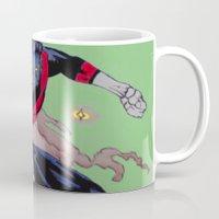 The Amazing Nightcrawler Mug