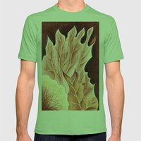 Platycerium Mens Fitted Tee Grass SMALL