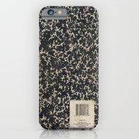 Notebook iPhone 6 Slim Case