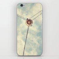 Old Lamp iPhone & iPod Skin