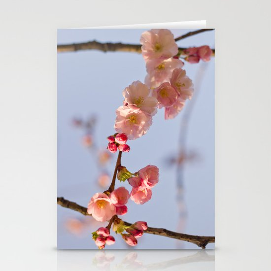 Japanese detail Stationery Card