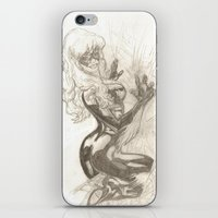 Catwoman. iPhone & iPod Skin