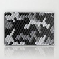 CUBOUFLAGE BLACK & WHITE Laptop & iPad Skin
