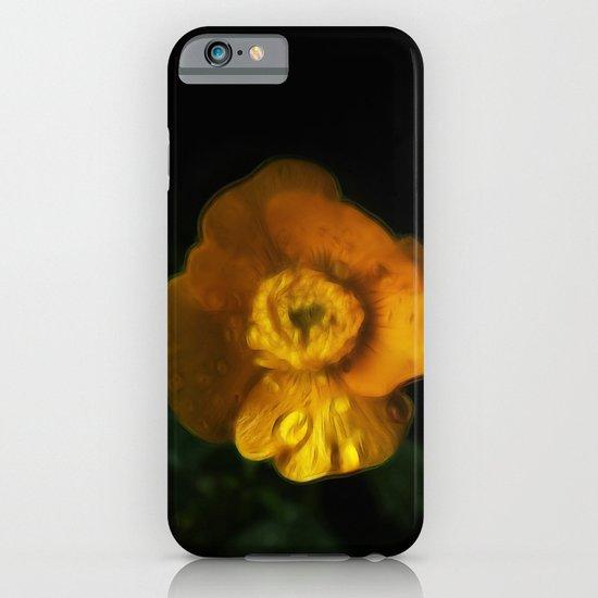 Fractal Flower iPhone & iPod Case