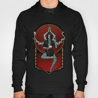 Mistress Of Chaos Hoody