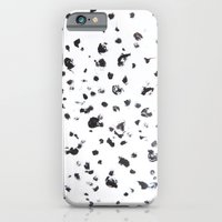 iPhone & iPod Case featuring Black Dots by MADE BY GIRL