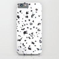 Black Dots iPhone 6 Slim Case