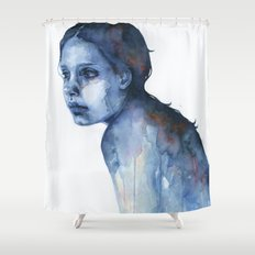 Ruggine Shower Curtain