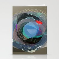 The Abstract Dream 13 Stationery Cards
