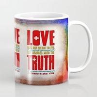 Love & Truth Mug