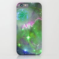 iPhone & iPod Case featuring Gas Giant Forming by Roger Wedegis