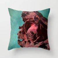 Forever Lovely Throw Pillow