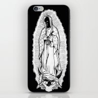 Our Lady Of Bad Habits iPhone & iPod Skin