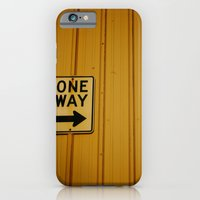 One Way iPhone 6 Slim Case