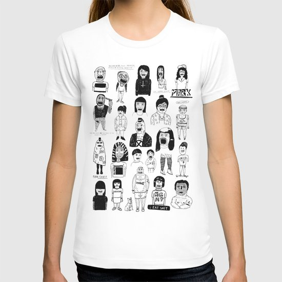 PEEPZ T-shirt