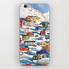 Qaqortoq iPhone & iPod Skin