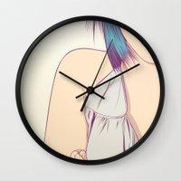 I Don´t Want... Wall Clock