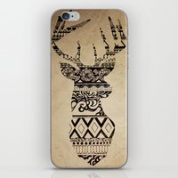 Oh Deer, Oh My iPhone & iPod Skin