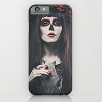 Catrina Day Of The Dead iPhone 6 Slim Case